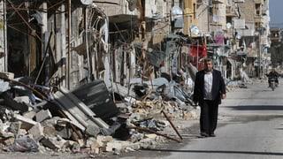 Syrien Krieg Zu Ende