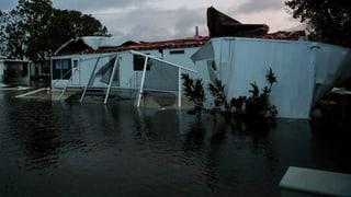 Wer bleibt, ist auf sich alleine gestellt: Der Live-Ticker zum Hurrikan «Irma»
