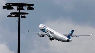 Flug MS804: Noch keine Wrackteile gefunden