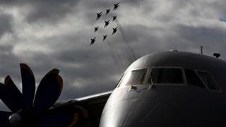 Russland provoziert mit Militärmanöver