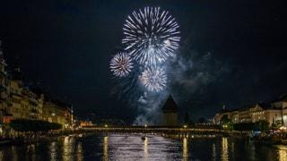 Rund 100'000 Gäste feierten am Luzerner Fest