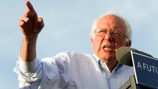 Sanders gibt nicht auf: «Die Revolution muss weitergehen»