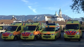 Solothurner Spitäler AG hat deutlich mehr Patienten behandelt