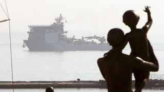 Sotschi: US-Marine will Putin helfen