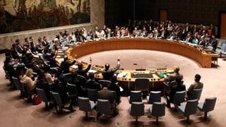 UNO-Sicherheitsrat macht Weg frei für Hilfe nach Syrien