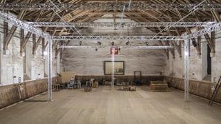 Die alte Reithalle in Aarau wird zum einzigartigen Kulturhaus