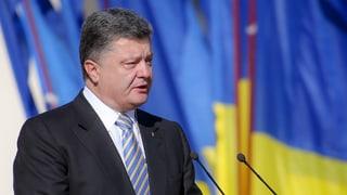 «Die Ukraine will ein blockfreies Land bleiben»