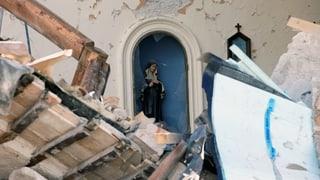 Nach den Beben in Italien: «Wie nach einem Bombenangriff»