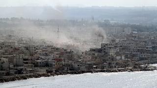 Israel fliegt Luftangriffe in Syrien