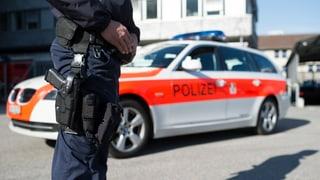 Lescha da polizia è revedida