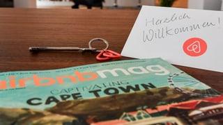Strikte Regeln für Airbnb bleiben