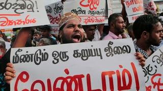Grenzenloser Hass in Sri Lanka
