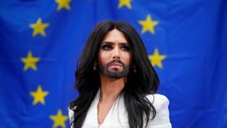 Mehr Gay-Rechte: Conchita Wurst liest EU-Politikern die Leviten
