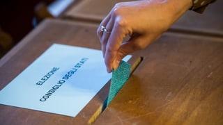 Wahlbeteiligung 2015 wohl so hoch wie 2011 (Artikel enthält Audio)