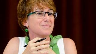 Fabienne Despot kündigt Rücktritt an