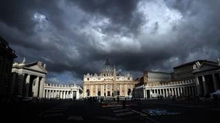 Kardinal legt Amt vorübergehend nieder