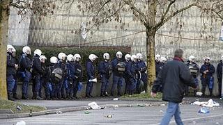 Luzern setzt Hooligan-Konkordat nicht in voller Härte um