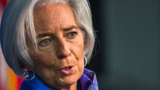 Für den IWF ist das Wachstum nicht gross genug