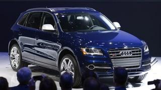 Kunden kaufen protzige Autos – Grenzwert hin oder her