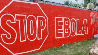 Ebola-Impfstoffe werden in der Schweiz getestet
