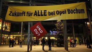 Opel baut ab 2016 keine Autos mehr in Bochum