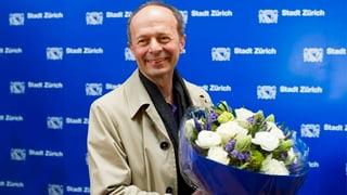 Die Sensation ist Tatsache: Richard Wolff wird Zürcher Stadtrat