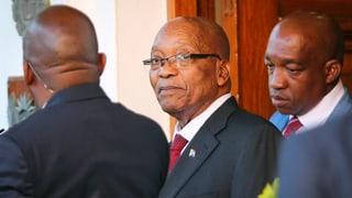 Zuma droht die Absetzung