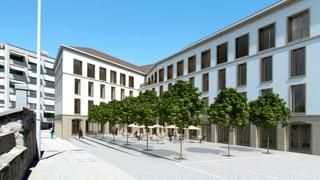 Der IT-Dienstleister «Inventx» kann beim heutigen Forstwerkhof seinen geplanten Neubau realisieren
