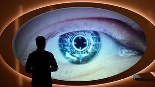 «Die Leute sagen zur totalitären Überwachung: So what?»