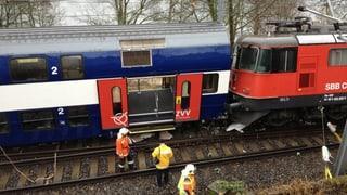 Bahnunfall Neuhausen: Thurbo-Regionalzug überfuhr Rotlicht