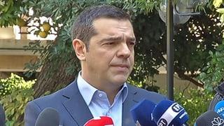Regierungskrise in Griechenland