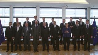 Video «Europa ausser Betrieb: EU droht an Migrationsfrage zu scheitern» abspielen