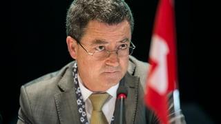 Rossier: «Ich bin eher optimistisch»