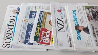 Die SVP dominiert die Schlagzeilen
