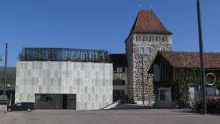 Eröffnung: Stadtmuseum Aarau in neuem Kleid