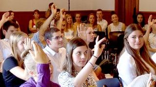Video «Demokratie lernen – mit Rollenspielen zu politischer Bildung» abspielen