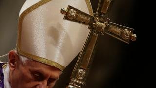 Benedikt XVI.: Zukunft im Verborgenen