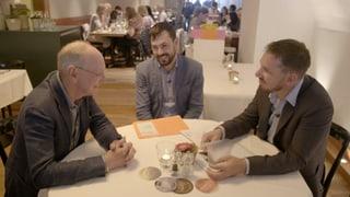 Video «Chefwechsel – Wenn Alte gehen und Junge kommen (1/2)» abspielen