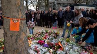 Polizei in Utrecht nimmt weiteren Verdächtigen fest