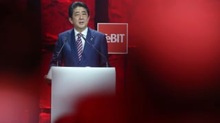 Japan sucht neue Freunde