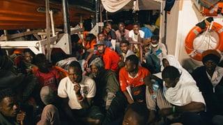 EU-Länder wollen «Lifeline»-Migranten aufnehmen