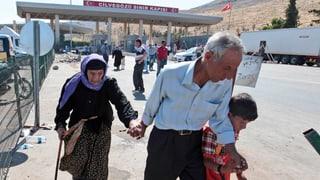 Für die Menschlichkeit: Türkei will Syrern weiter Obdach bieten