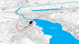 Ständeräte verlangen Antworten zum Durchgangsbahnhof