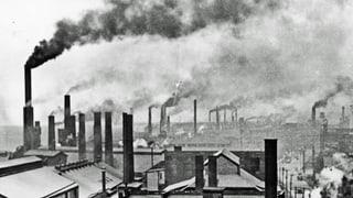 Industrialisierung nicht Ursache für Ende der Kleinen Eiszeit (Artikel enthält Video)