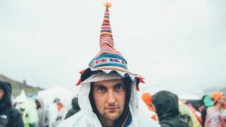 Die lustigsten Hüte vom Openair Lumnezia