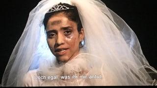 Das Schicksal von Sonita bewegt die Jugendlichen