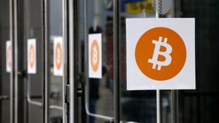 Bitcoins unter dem Hammer