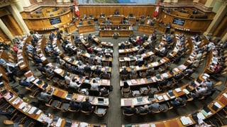 Kantone melden Kandidaten-Rekord