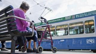 Alter und Gesundheit erhöhen die Kosten für soziale Sicherheit