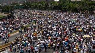 La situaziun en la Venezuela escalescha